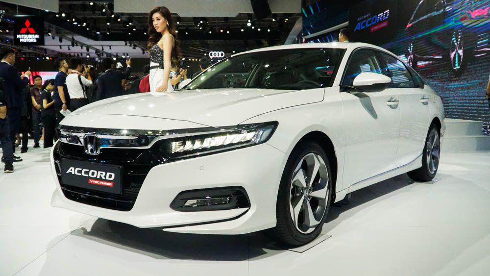 Ban Xe Honda Oto Honda Accord Binh Duong 2